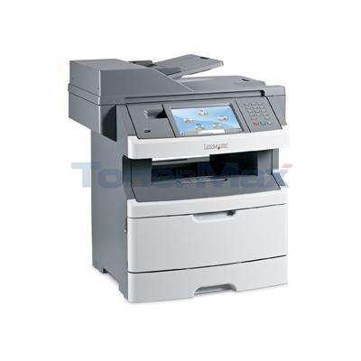 Lexmark X-466dwe